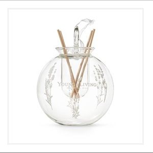 Young Living Glass Christmas Ornament NEW In Box